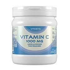 VitaSyg Vitamin C 1000 MG + Bioflavonoide Dose 500 Tabletten