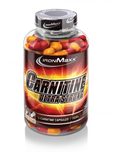 IronMaxx  Carnitine Ultra Strong (150 Tricaps®) Dose 150 Kapseln