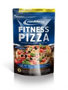 IronMaxx Fitness Pizza 500g Backmischung