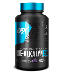 EFX KRE-ALKALYN® 240 Kapseln, The Original