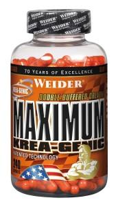 Weider Maximum KREA-GENIC® Dose 240 Kapseln