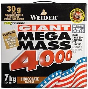 Weider Mega Mass 4000 Karton 7000g Pulver
