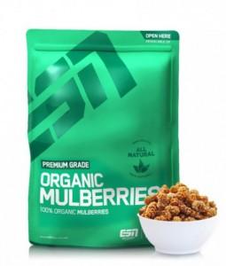 ESN Bio Organic Mulberries Maulbeeren Beutel 300g