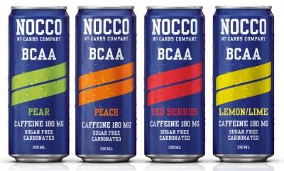Nocco BCAA Drink 24x330ml mit Koffein die besten Sorten zum Sonderpreis!