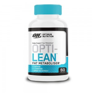 Optimum Nutrition Opti-Lean Fat Metaboliser 60 Kapseln