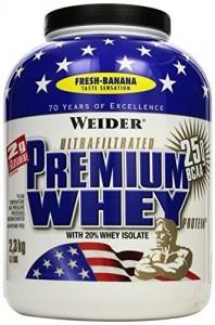 Weider Premium Whey Dose 2300g Pulver
