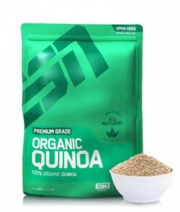 ESN Bio Organic Quinoa Beutel 500g