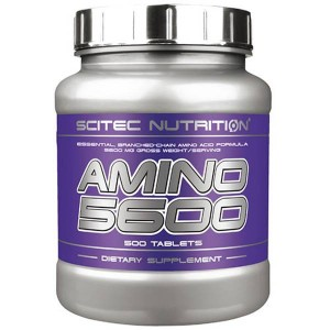 Scitec Amino 5600 Tabletten, 500 Stück