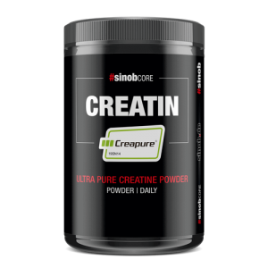 #sinob Creatin Creapure® 500g Monohydrat, Ultra Pure Creatine Powder