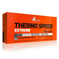 Olimp THERMO SPEED EXTREME MEGA CAPS Blister 120 Kapseln