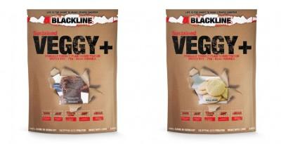 Blackline 2.0 Veggy+ 900g Pulver, brauner Reis, Erbse + BCAA's
