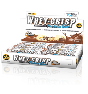 All Stars Whey-Crisp Protein Bar Riegel 50g
