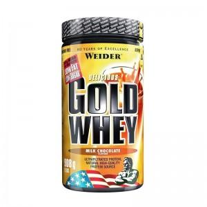 Weider Gold Whey Dose 908g Pulver Strawberry Cream MHD 11/19!