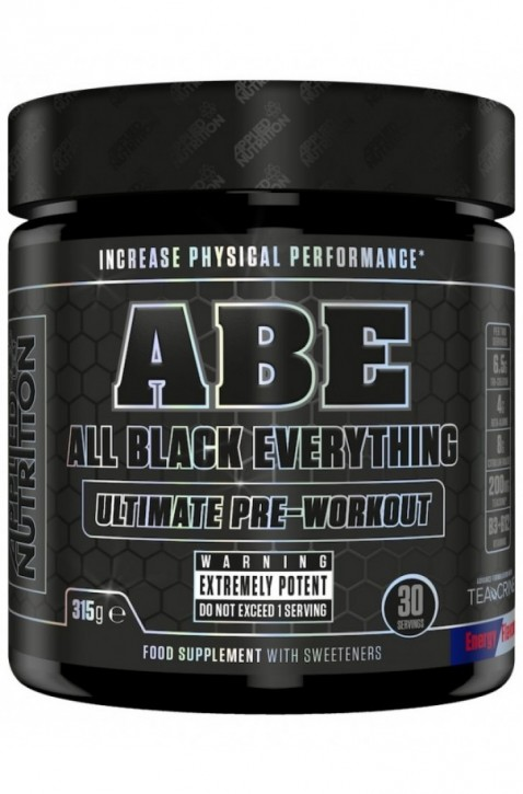 Applied Nutrition ABE All Black Everything 315g ultimate Pre-Workout Energy