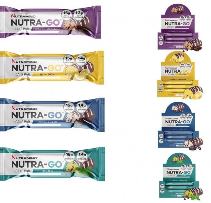 Nutramino Nutra-Go Cake Bar 57g Softriegel