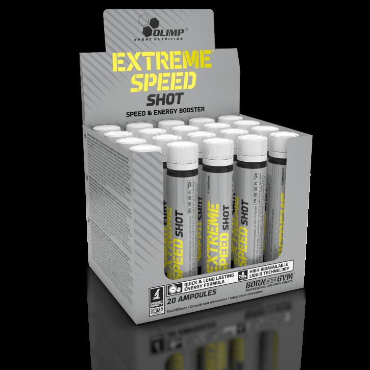 Olimp EXTREME SPEEDŸ SHOT Karton 20 Ampullen