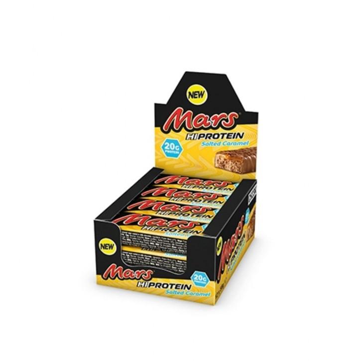 Mars Hi Protein Salted Caramel 59g Riegel limited