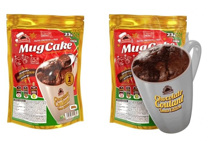 Max Protein Mug Cake 500g, Tassenkuchen-Fertigmischung 1 Minute Mikrowelle!
