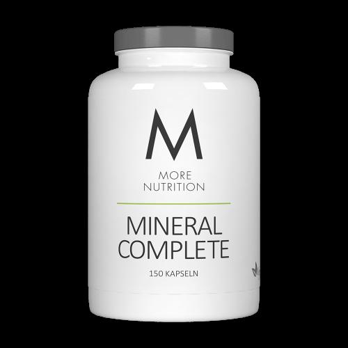 More Nutrition Mineral Complete 150 Kapseln (früher Vegan Complete)
