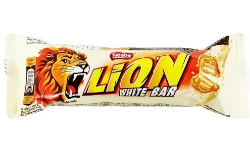 Nestlé Lion White Bar 42g Riegel
