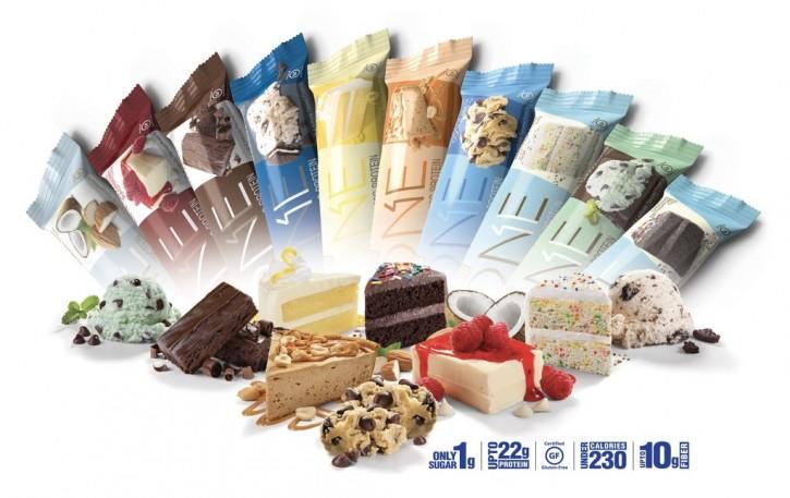 Oh Yeah! ISS One Bar Riegel 12x 60g Kiste Sonderposten statt 26,99€! Peanut Butter Pie MHD 30.05.!