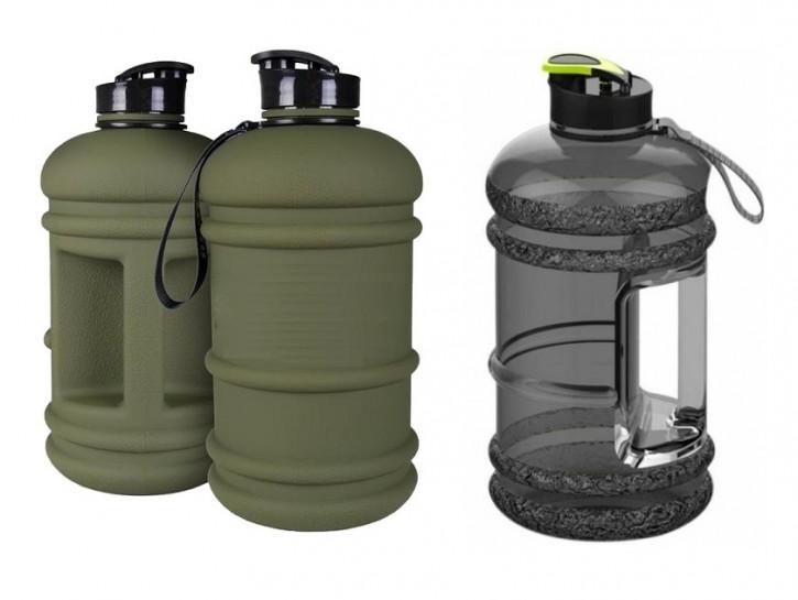 Trinkflasche BPA-frei 2,2 Liter mehrere Farben! Gymbottle, Gallone pink