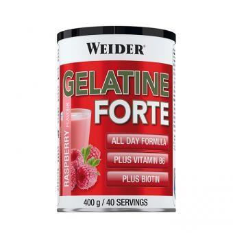 Weider Gelatine Forte 400g Gelenknahrung Himbeer MHD 30.07.!!