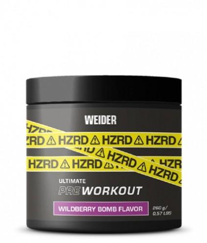 Weider HZRD ultimate Pre Workout 260g, 20 Portionen