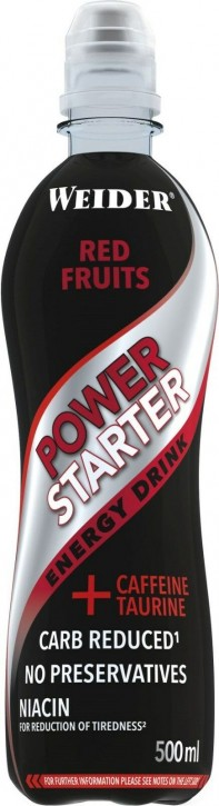Weider BodyShaper® Power Starter Energy Drink inkl. Pfand