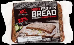XXL Nutrition High Protein Bread 250g, kohlenhydratreduziert