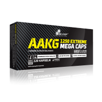 Olimp AAKG EXTREME 1250 Mega Caps Blister 120 Kapseln