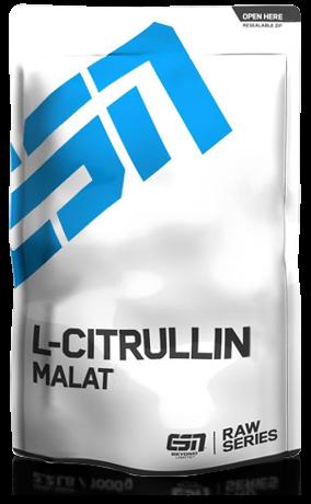 ESN L-CITRULLIN MALAT Beutel 500g Pulver