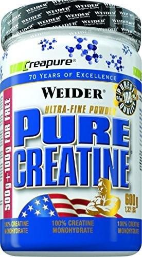 Weider Pure Creatine Dose 600g Pulver