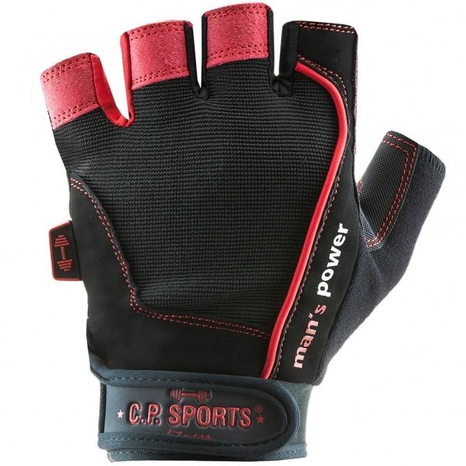 C.P. Sports Gorilla Grip Handschuh XS-XL, ROT