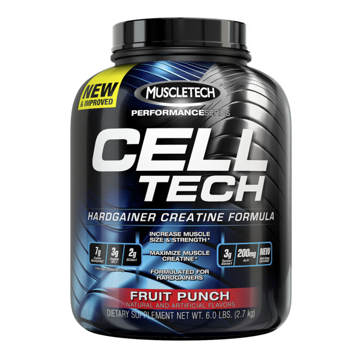 MuscleTech Cell Tech 2720g Dose