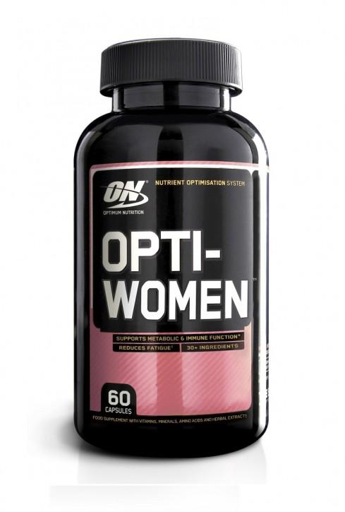 Optimum Nutrition Opti-Women 60 Vitamin Kapseln