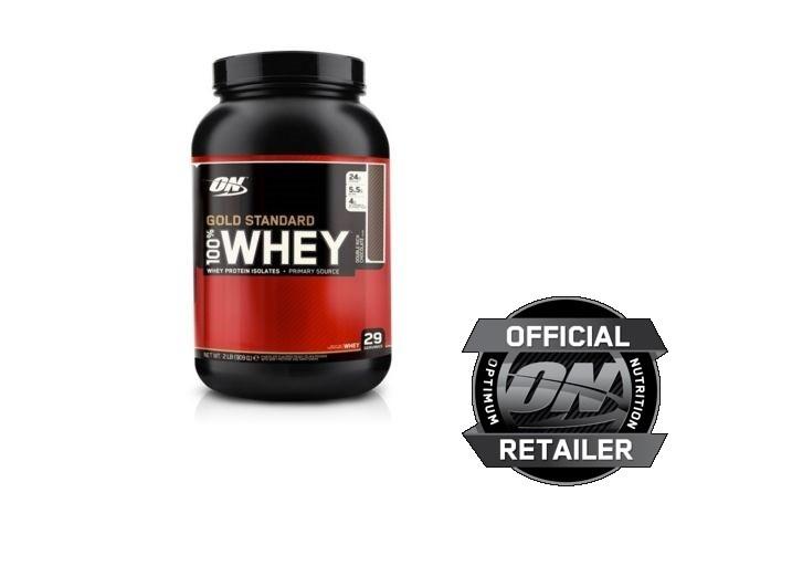 Optimum Nutrition Whey Gold Standard 908g Dose