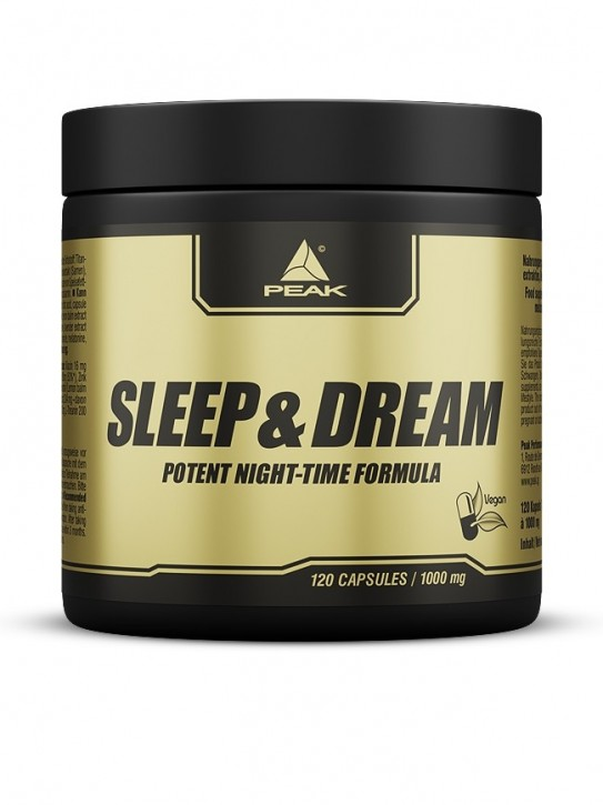 Peak Sleep & Dream 120 Caps