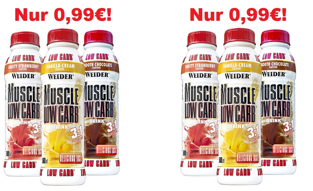 Muscle Low Carb Angebot