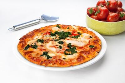 MuscleFood Fertig Protein Pizza 350g tiefgefroren