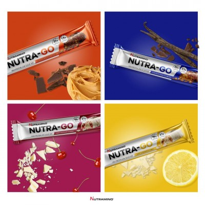 Nutramino Nutra-Go High Protein Low Sugar 45g