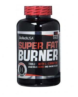 BioTechUSA Super Fat Burner 120 Tabletten