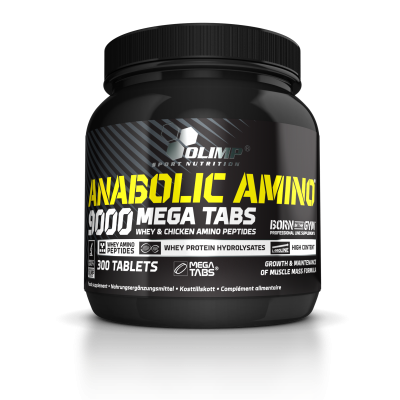 Olimp ANABOLIC AMINO 9000 Dose 300 Tabletten