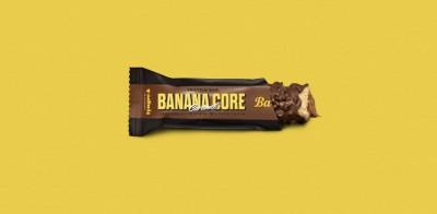 Barebells Core Bar 40g Riegel Banana Core Caramel!