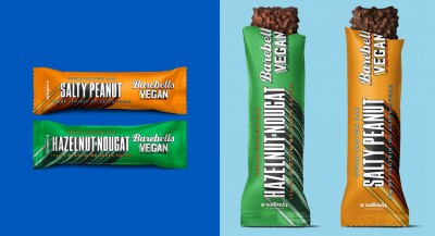 Barebells Vegan 55g Protein Riegel Salty Peanut