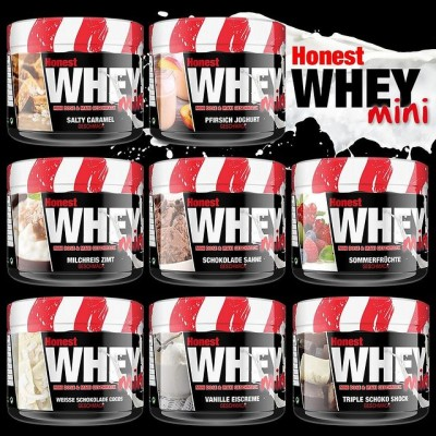 BlackLine 2.0 Honest Whey Mini 150g Dose
