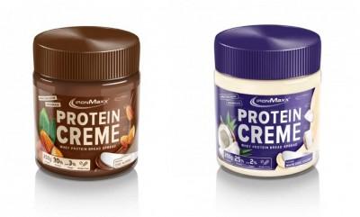 IronMaxx Whey Protein Creme Glas 250g