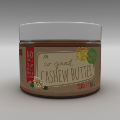 FA Nutrition So Good! Cashew Butter Dose 350g