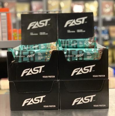 Fast.Fit VEG 50g High Protein Vegan Bar, sojafrei! 26% Protein