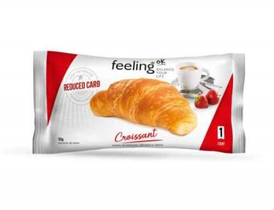 Feeling OK Reduced Carb Croissant 50g, high protein
